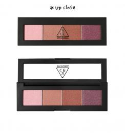 ★3CONCEPT EYES★ EYE SHADOW PALETTE #UP CLOSE#